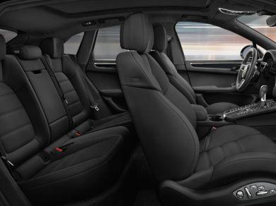 OEM Interior 2017 Porsche Macan