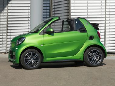2019 Smart Eq Fortwo Pictures Photos Carsdirect