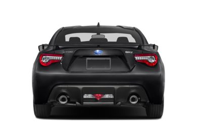Rear Profile  2018 Subaru BRZ
