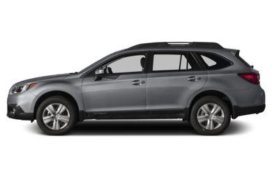 90 Degree Profile 2017 Subaru Outback