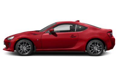 90 Degree Profile 2018 Toyota 86