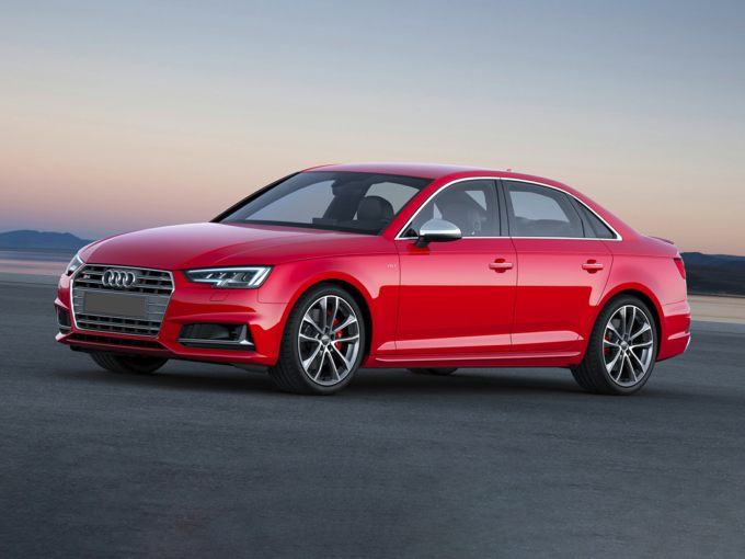 2018 audi s4 deals prices incentives leases overview. Black Bedroom Furniture Sets. Home Design Ideas