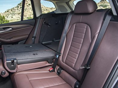 OEM Interior 2019 BMW X3