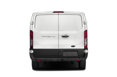 Rear Profile  2018 Ford Transit-250