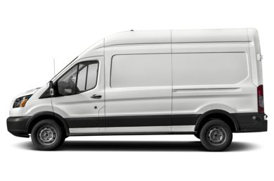 90 Degree Profile 2018 Ford Transit-350