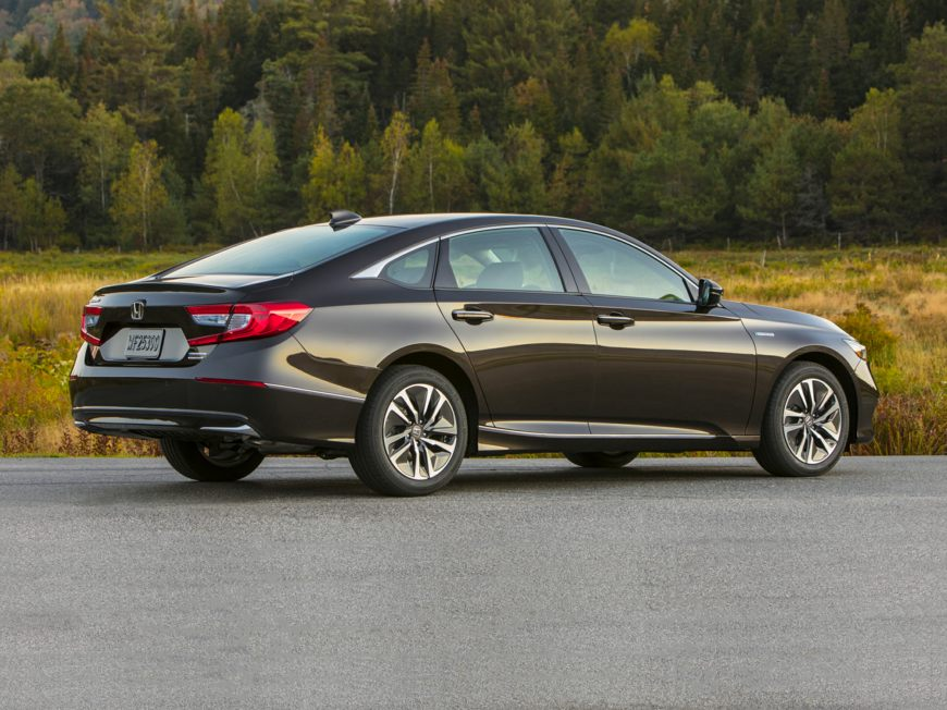 2020 honda accord-hybrid