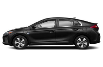 90 Degree Profile 2019 Hyundai Ioniq Plug In Hybrid
