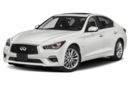 3/4 Front Glamour 2019 INFINITI Q50