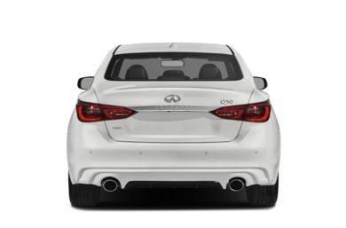 Rear Profile  2018 INFINITI Q50