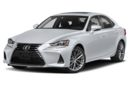3/4 Front Glamour 2019 Lexus IS