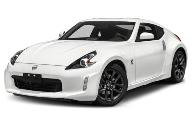 3/4 Front Glamour 2018 Nissan 370Z