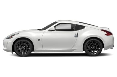 90 Degree Profile 2018 Nissan 370Z