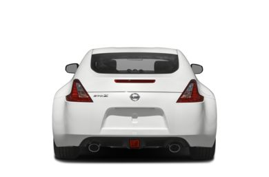 Rear Profile  2018 Nissan 370Z