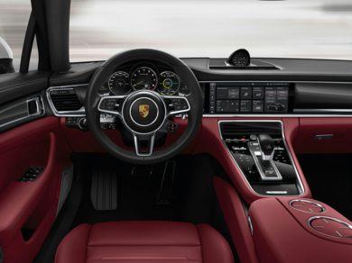 OEM Interior Primary 2018 Porsche Panamera E Hybrid