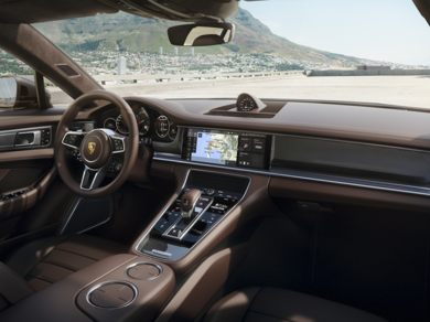 OEM Interior Primary 2018 Porsche Panamera Sport Turismo