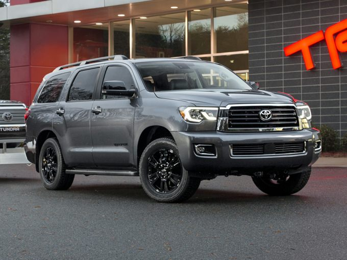 2019 Toyota Sequoia Redesign And Price >> 2019 Toyota Sequoia Deals Prices Incentives Leases Overview