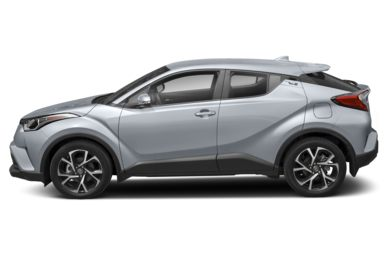 90 Degree Profile 2019 Toyota C-HR