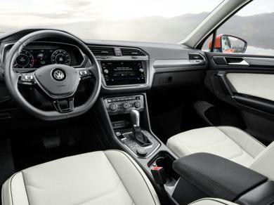 Oem Interior 2018 Volkswagen Tiguan