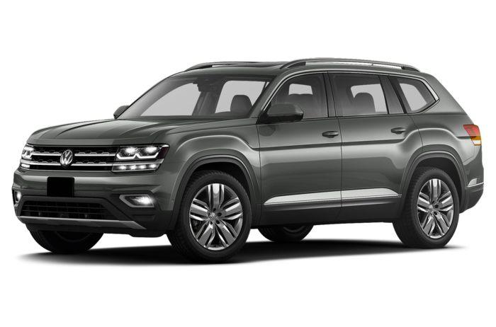2018 Volkswagen Atlas Specs, Safety Rating & MPG - CarsDirect