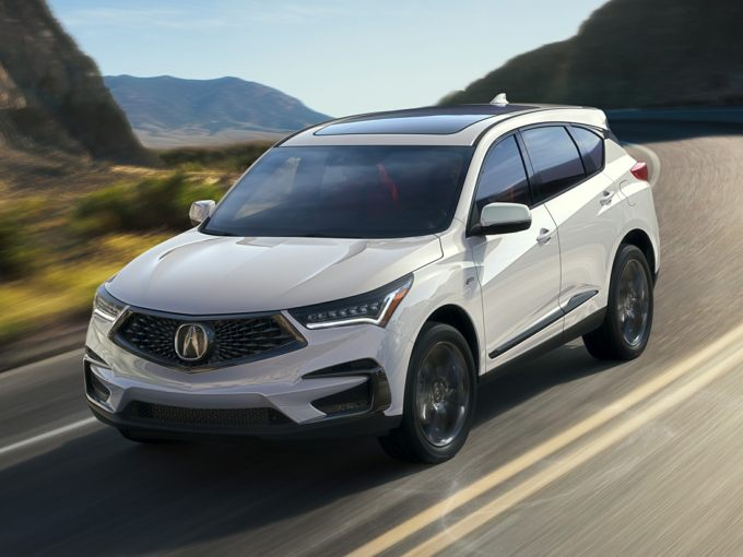 2020 Acura RDX: Changes, Specs, Price >> 2020 Acura Rdx Deals Prices Incentives Leases Overview