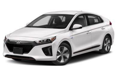 3 4 Front Glamour 2019 Hyundai Ioniq Electric