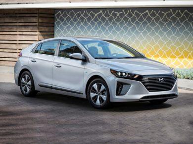 Oem Exterior 2019 Hyundai Ioniq Plug In Hybrid