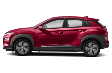 90 Degree Profile 2019 Hyundai Kona Electric
