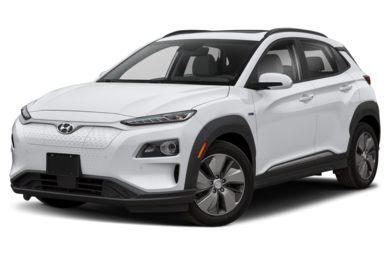 3 4 Front Glamour 2019 Hyundai Kona Electric