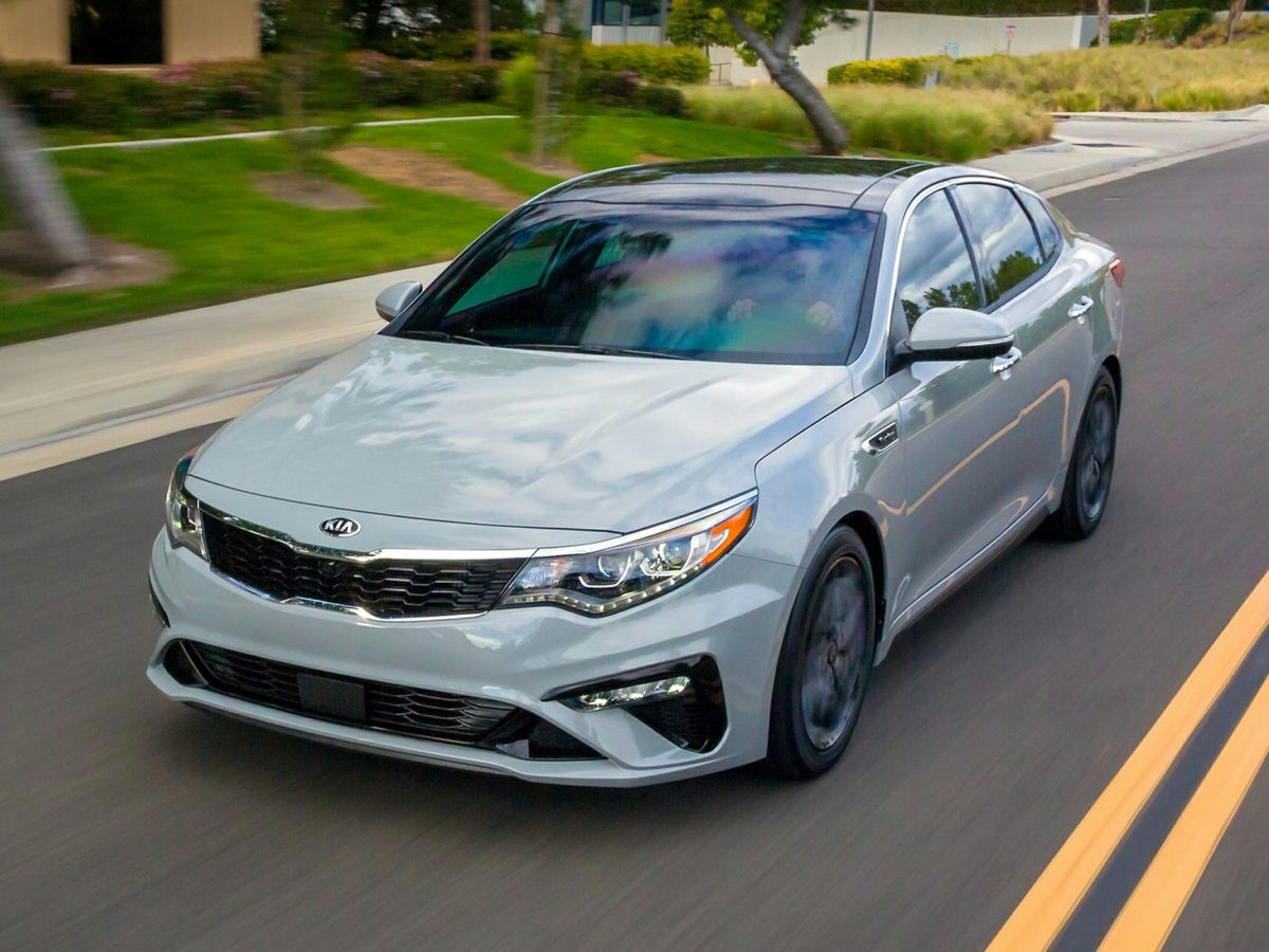 2020 Kia Optima Deals Prices Incentives Leases Overview Carsdirect