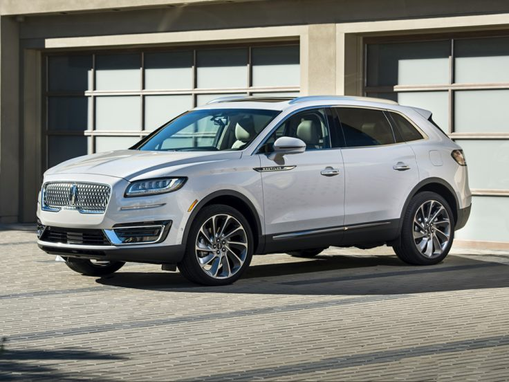 2020 Lincoln Nautilus Prices Reviews Vehicle Overview Carsdirect