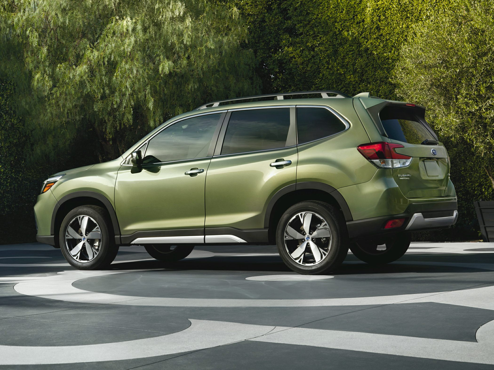 Oem Exterior 2019 Subaru Forester