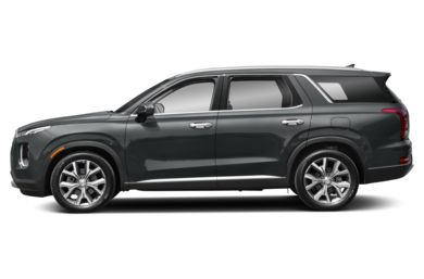 90 Degree Profile 2020 Hyundai Palisade