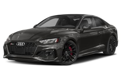 3/4 Front Glamour 2021 Audi RS 5