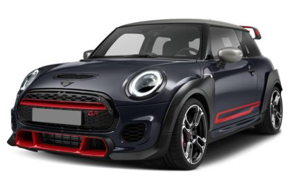 3/4 Front Glamour 2021 MINI Hardtop