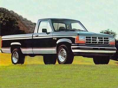 Used 1992 Ford Ranger Specs Mpg Horsepower Safety Ratings Carsdirect