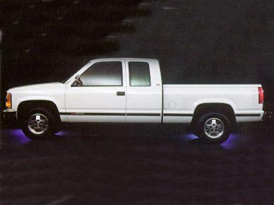 1992 gmc 2500 towing capacity