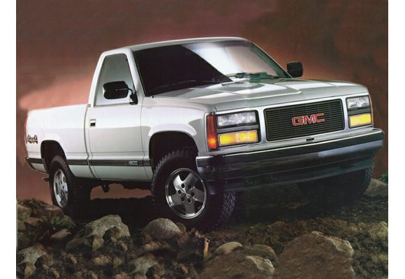 1992 GMC Sierra 1500 Pictures & Photos - CarsDirect