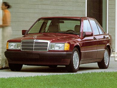 GE 1992 Mercedes-Benz 190