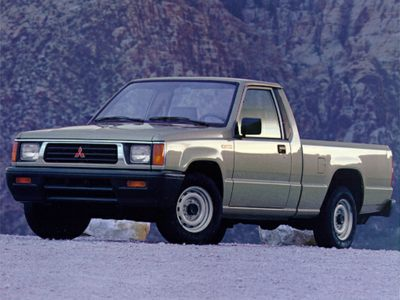 Used 1994 Mitsubishi Mighty Max Specs, MPG, Horsepower