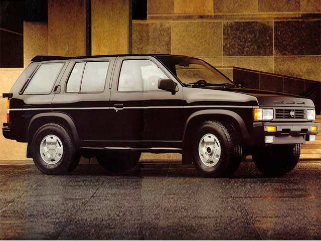 1992 Nissan Pathfinder Specs Safety Rating Amp Mpg Carsdirect