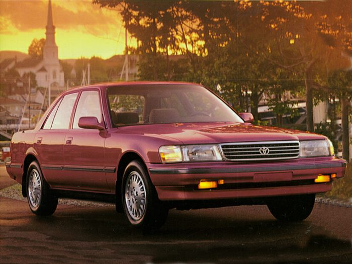 1992 Toyota Cressida Specs Safety Rating Amp Mpg Carsdirect