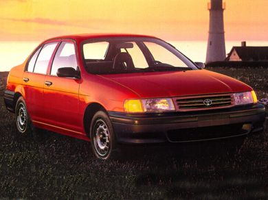 1992 Toyota Tercel Specs, Safety Rating & MPG - CarsDirect