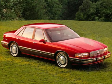 Roy Robinson Chevrolet >> 1993 Buick Park Avenue Specs, Safety Rating & MPG - CarsDirect