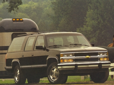 1993 Chevrolet Suburban 2500 Pictures Photos Carsdirect