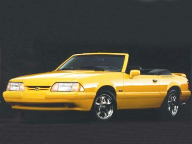 GE 1993 Ford Mustang