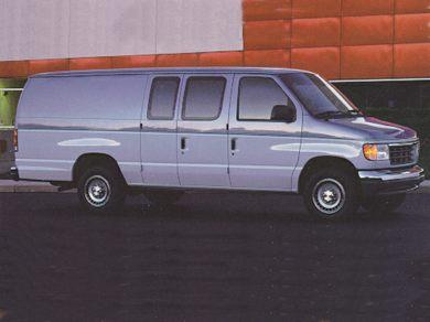 Ge 1993 Ford E 250