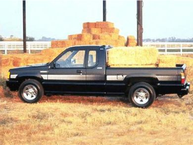 1993 Mitsubishi Mighty Max Specs, Safety Rating & MPG - CarsDirect