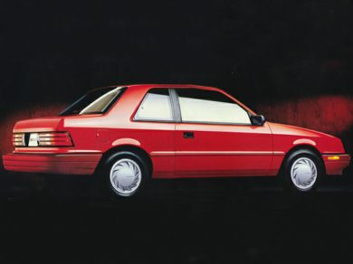 1993 Plymouth Sundance Specs, Safety Rating & MPG - CarsDirect