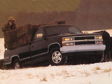 1995 Chevrolet K1500 Specs, Safety Rating & MPG - CarsDirect