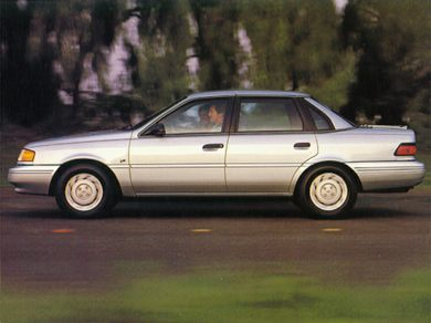 1994 Ford Tempo Specs Safety Rating Amp Mpg Carsdirect